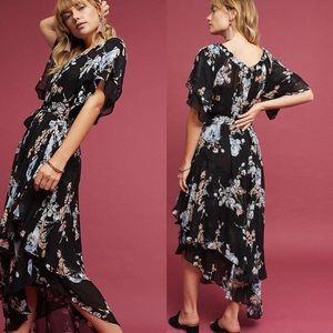 {Anthro} By Ghost Cordelia Kimono Dress